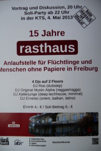 rasthaus party