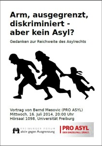 Veranstaltung Mehrfachdiskriminierung